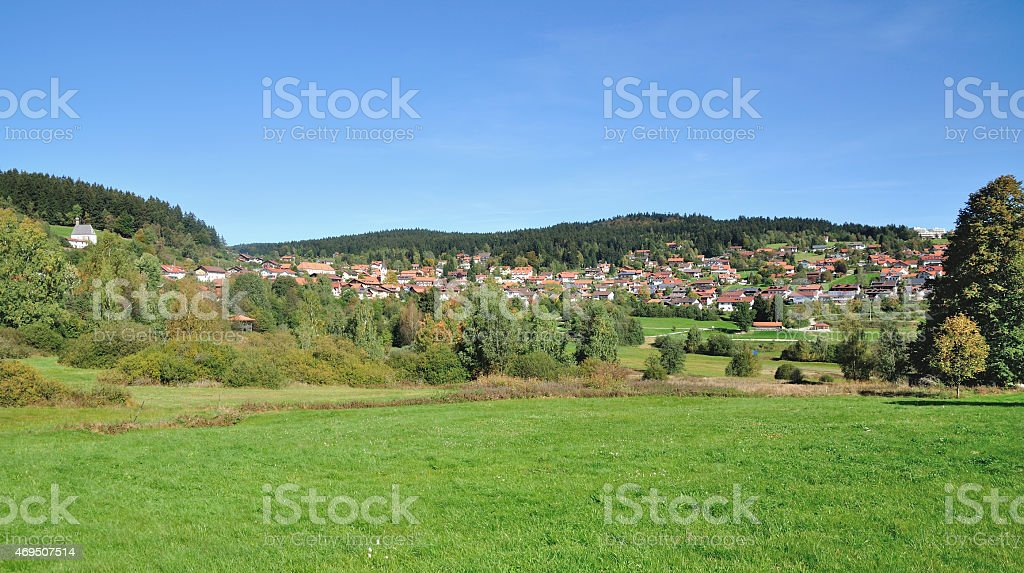 Sankt Englmar,Bavarian Forest,Bavaria,Germany stock photo