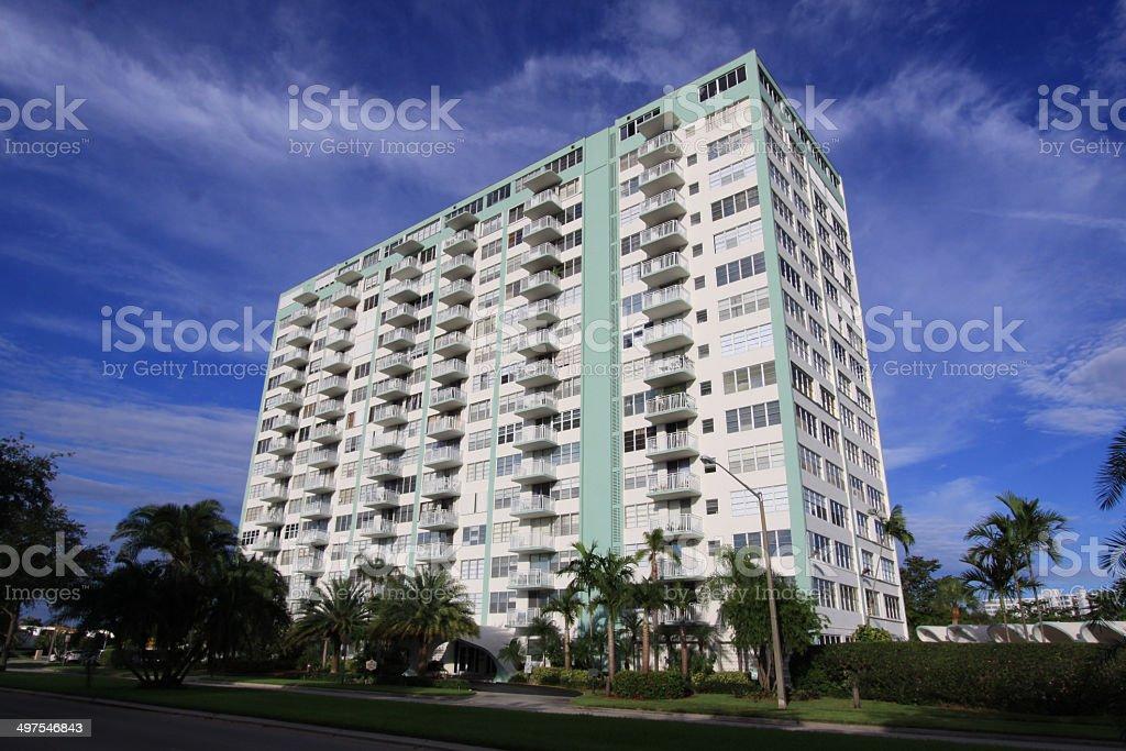 Sans Souci North Miami, FL Lizenzfreies stock-foto