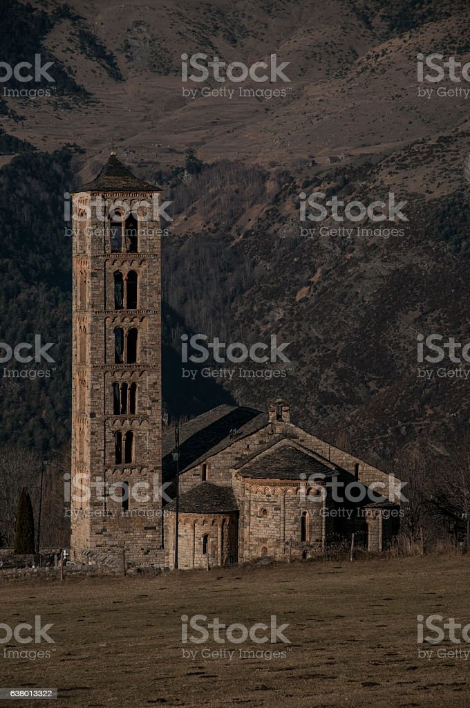 Sant Climent stock photo