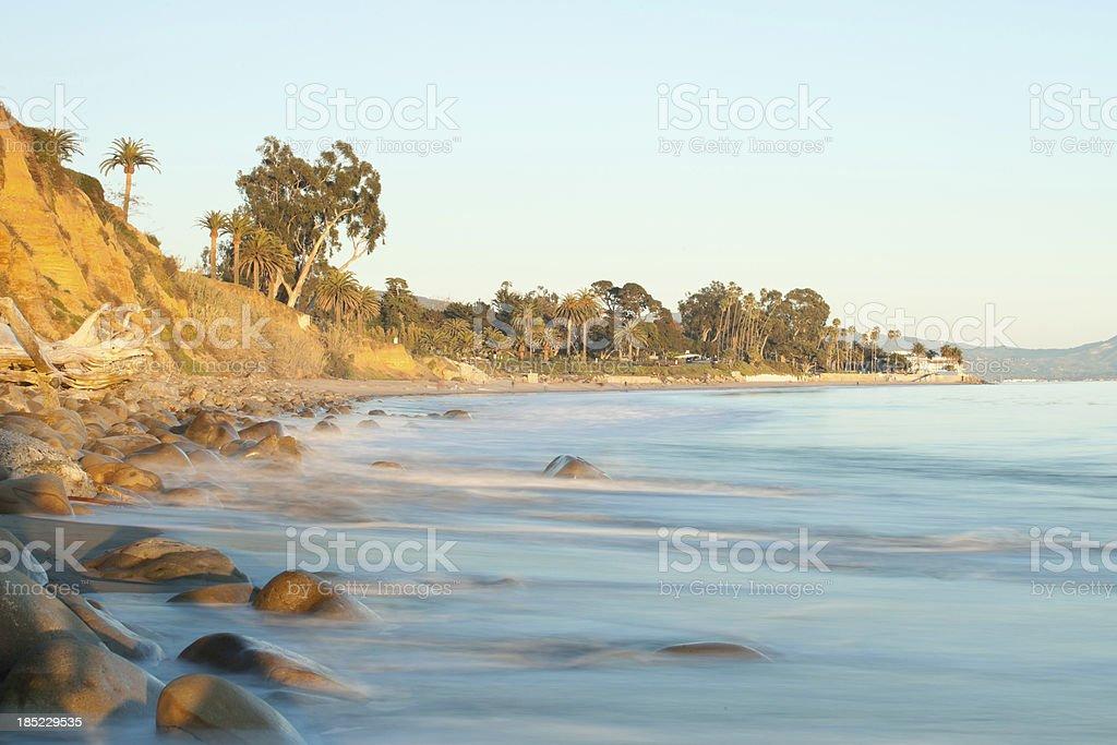 Santa Barbara stock photo