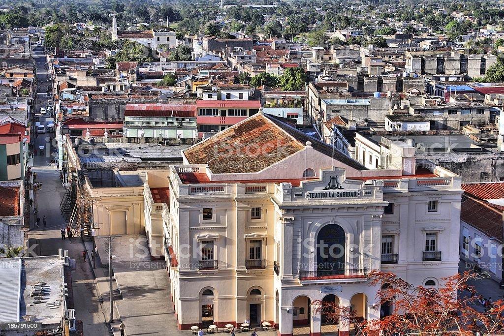 Santa Clara, Cuba stock photo