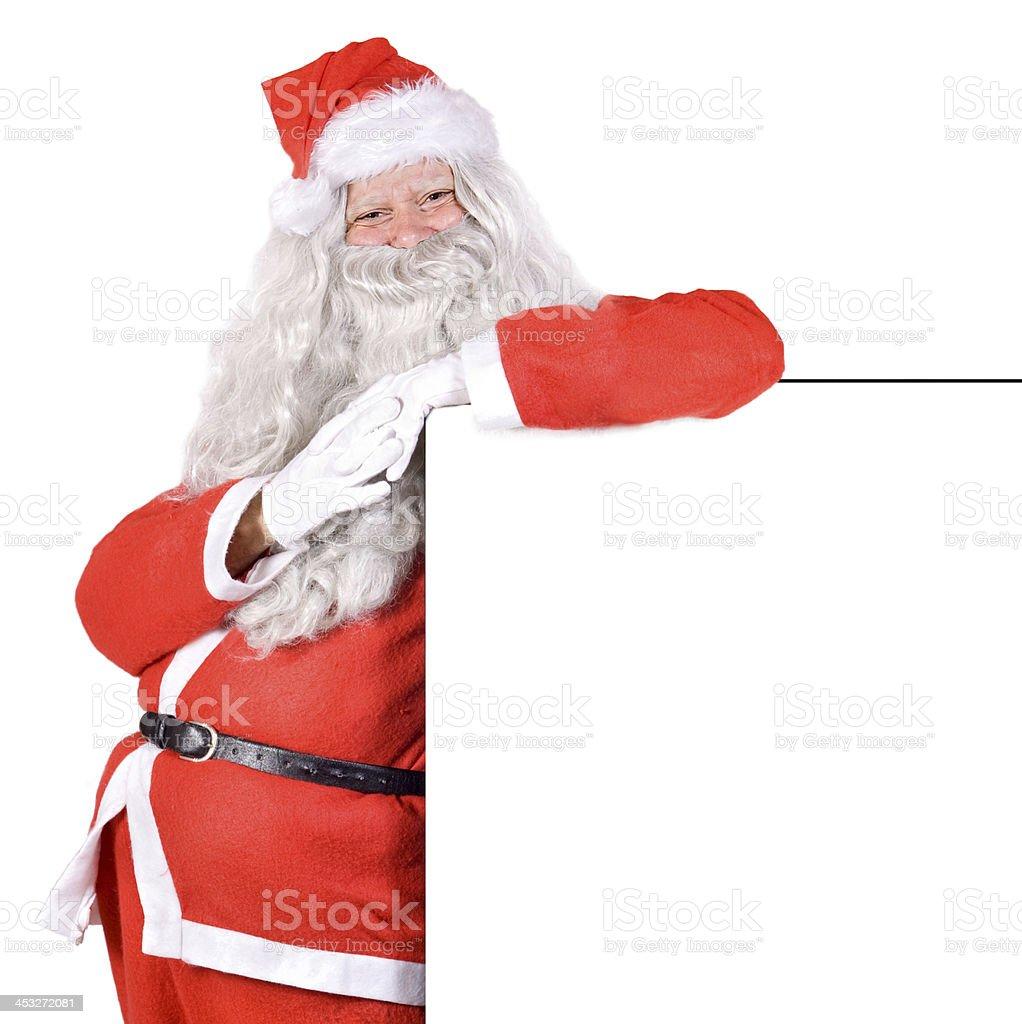 Santa Claus royalty-free stock photo