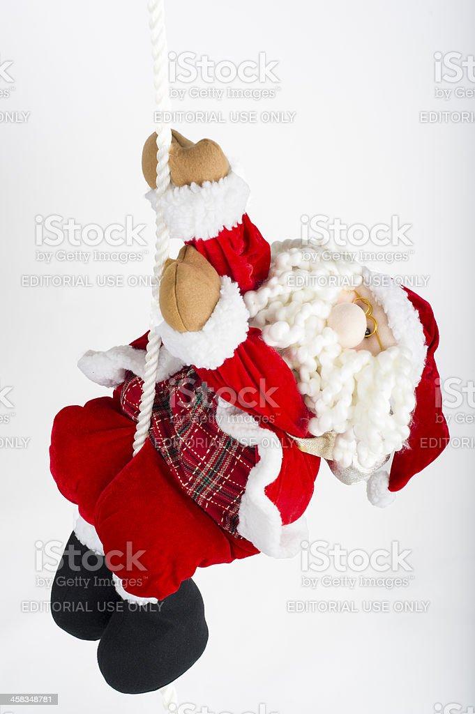 Santa Clause royalty-free stock photo