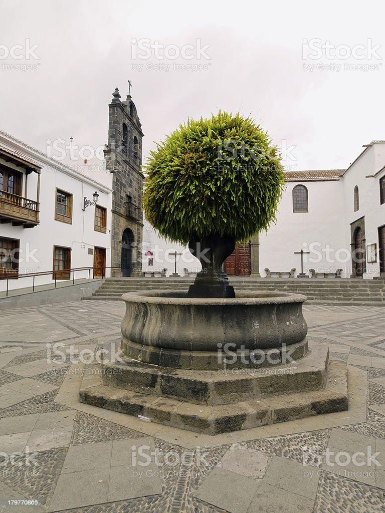 Santa Cruz de La Palma royalty-free stock photo