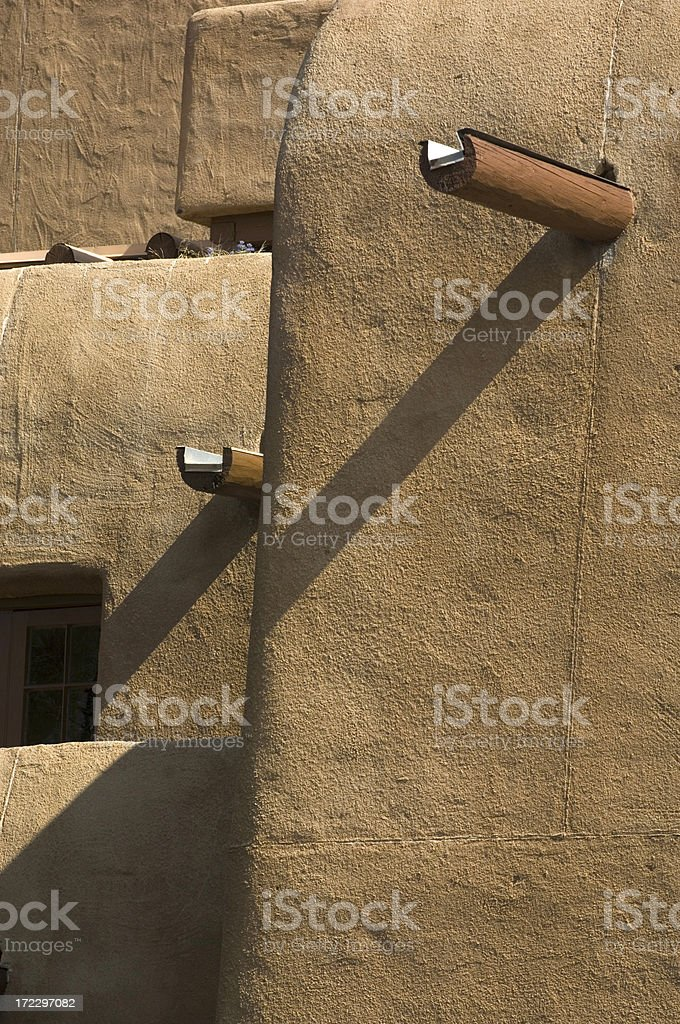 Santa fe royalty-free stock photo