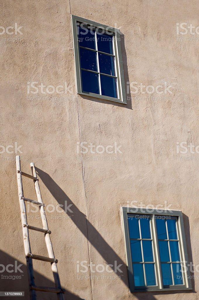 Santa Fe Style stock photo