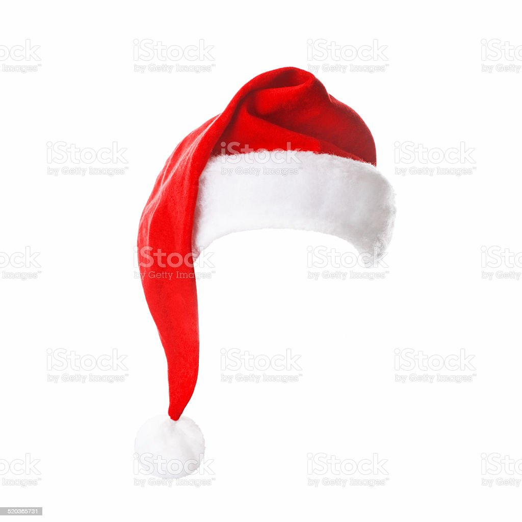 Santa Hat stock photo