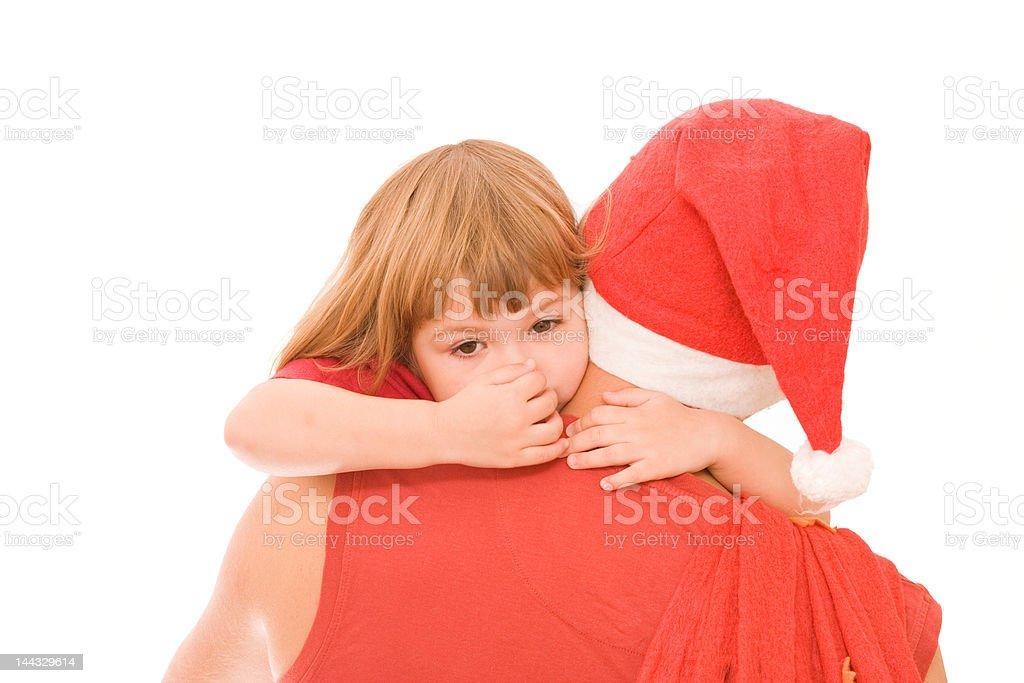 Santa is coming! royalty-free stock photo