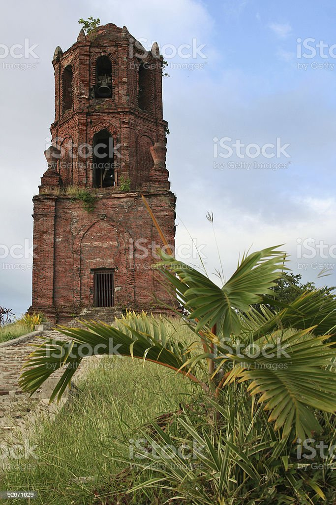 santa maria church royalty-free stock photo
