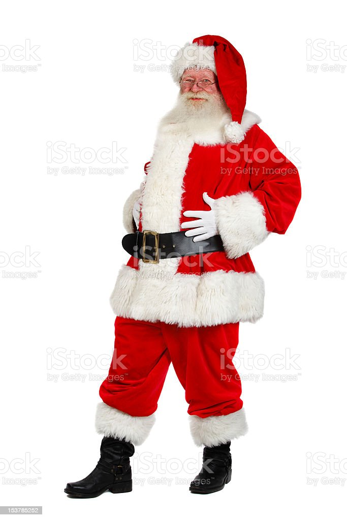 santa royalty-free stock photo