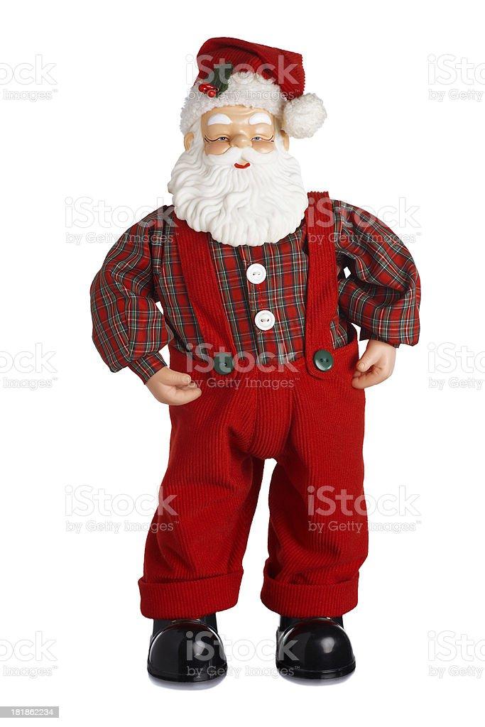 Santa royalty-free stock photo