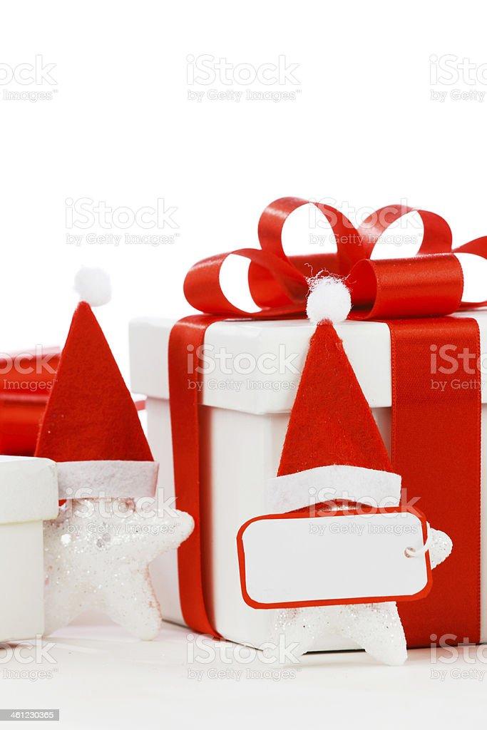 Santa Stars royalty-free stock photo