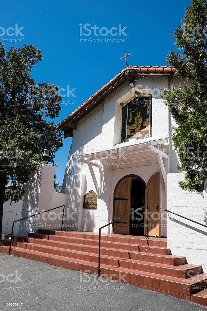 Santa Ysabel Asistencia Mission royalty-free stock photo