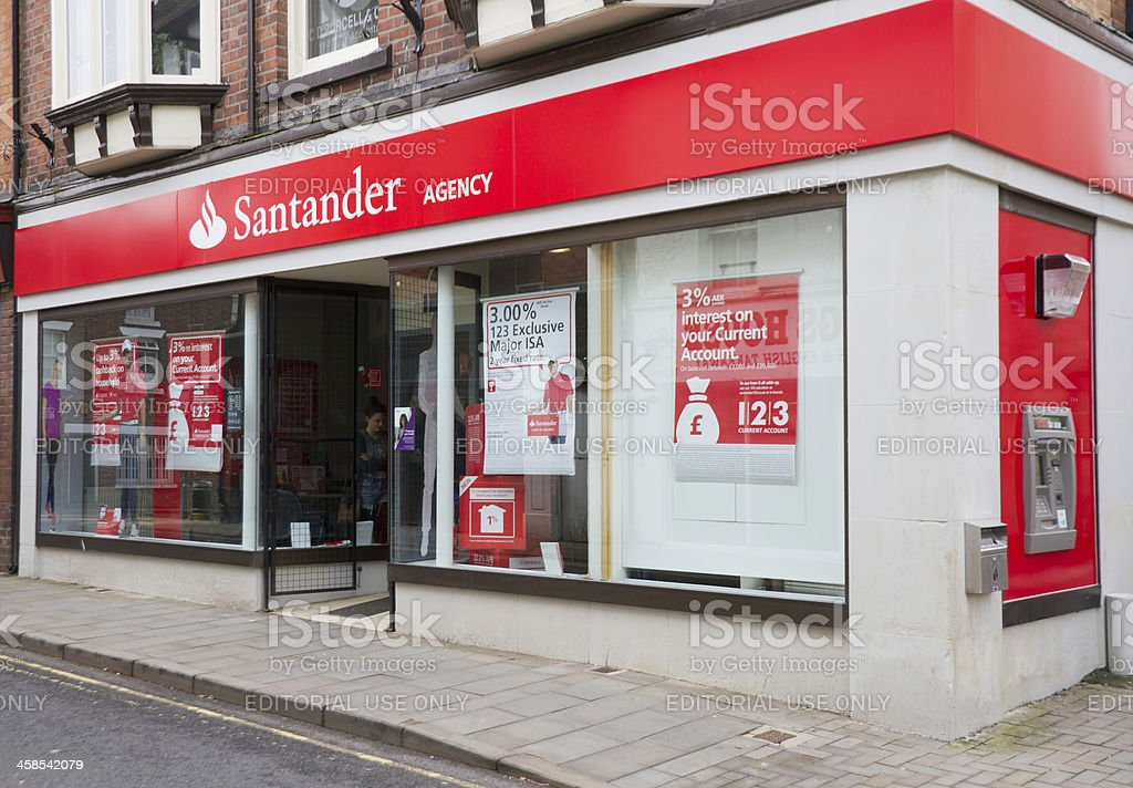 Santander royalty-free stock photo