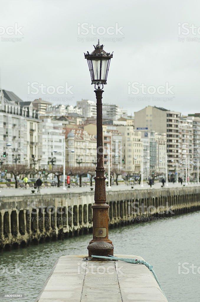 Santander stock photo