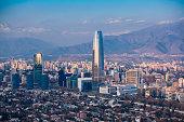 Santiago of Chile