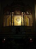 Santisimo en la casita de Dios Libre Puebla