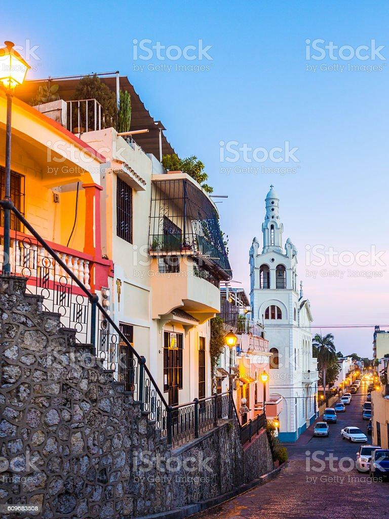 Santo Domingo, Dominican Republic stock photo