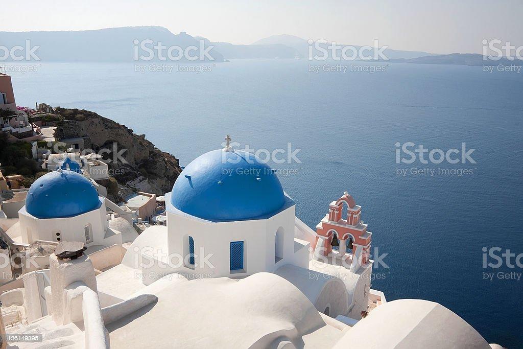 Santorini Greece royalty-free stock photo