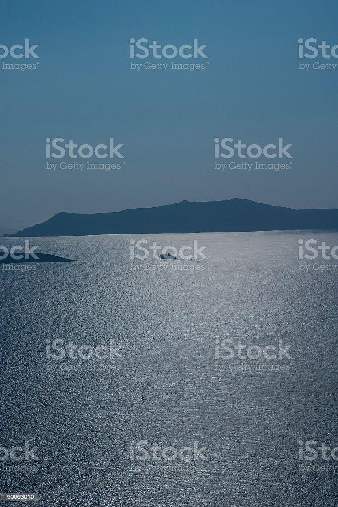 Santorini1 royalty-free stock photo