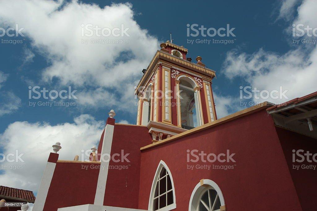 Santuário Nossa Senhora do Bom Socorro stock photo