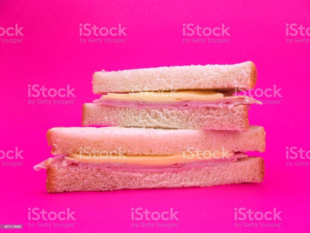 Sanwich royalty-free stock photo