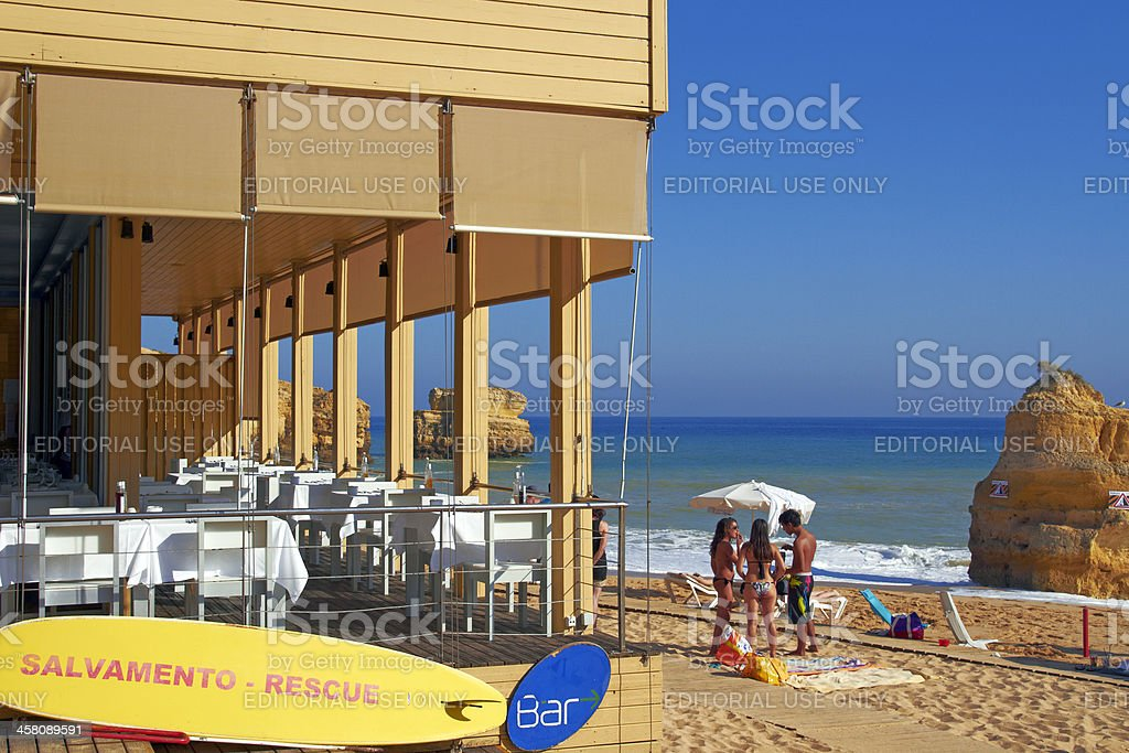 Sao Rafael, Algarve, Portugal royalty-free stock photo
