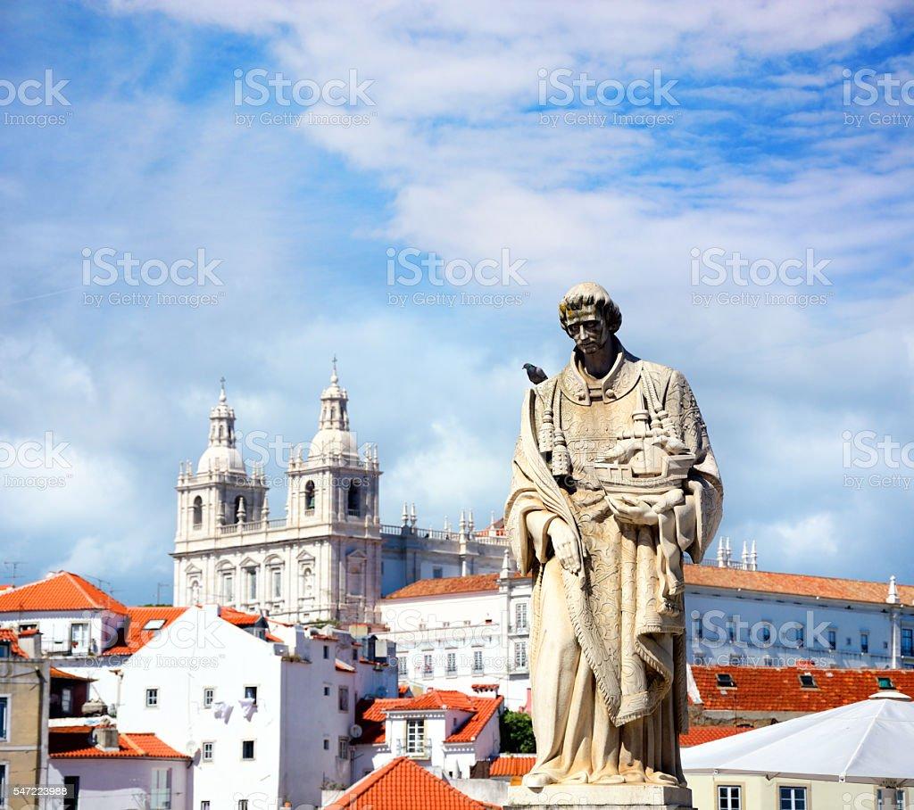 Sao Vicente, Portugal stock photo
