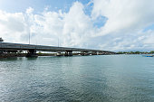 Sarasin bridge way to Phuket island,