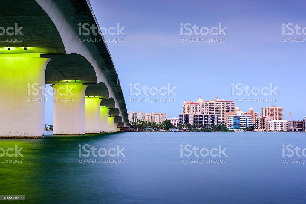 Sarasota, Florida stock photo