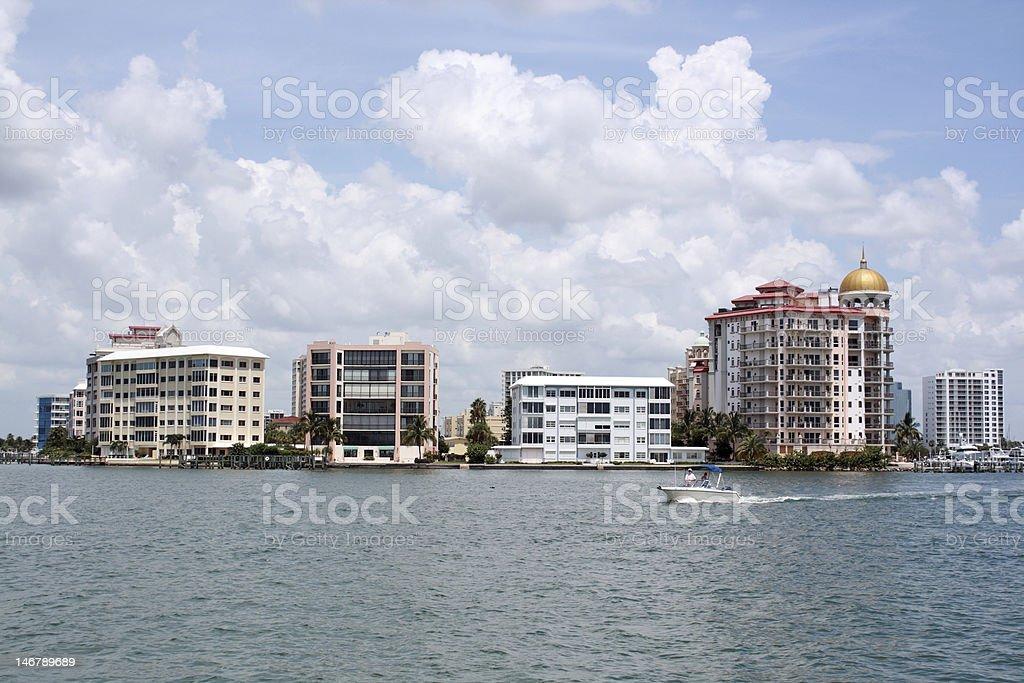 Sarasota royalty-free stock photo