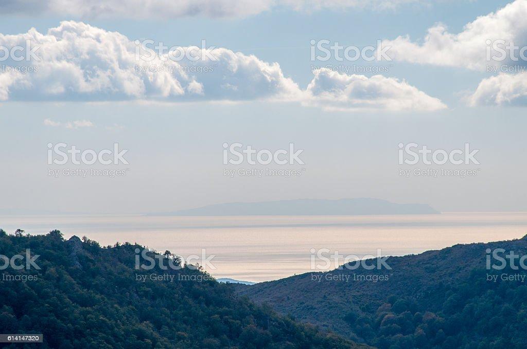 Sardaigne stock photo