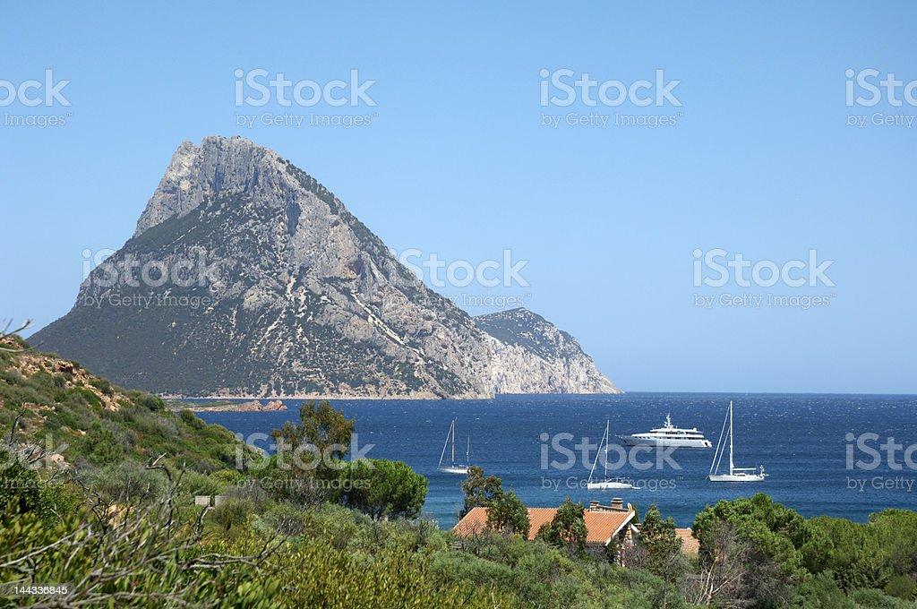 Sardinia, Italy stock photo