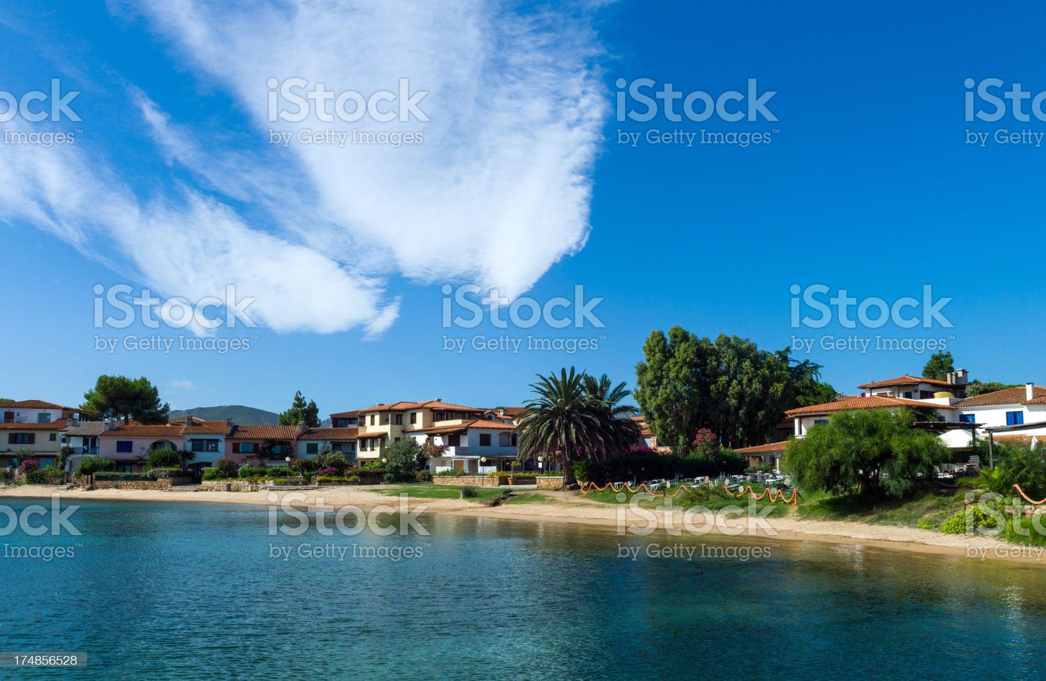 Sardinia royalty-free stock photo