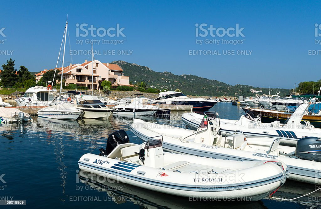 Sardinia royalty-free stock photo