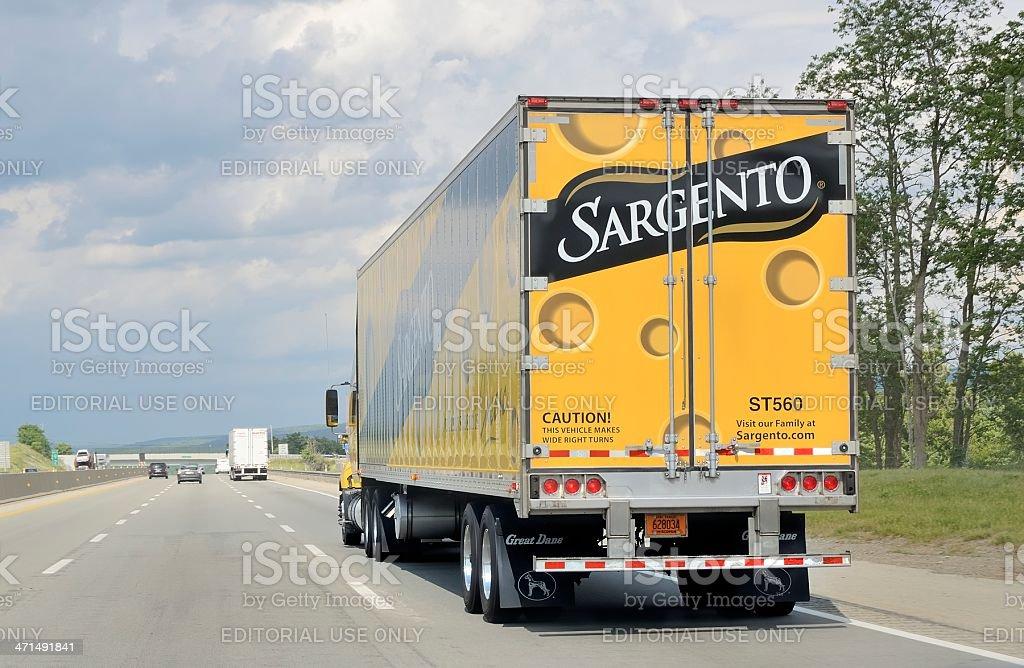 Sargento stock photo