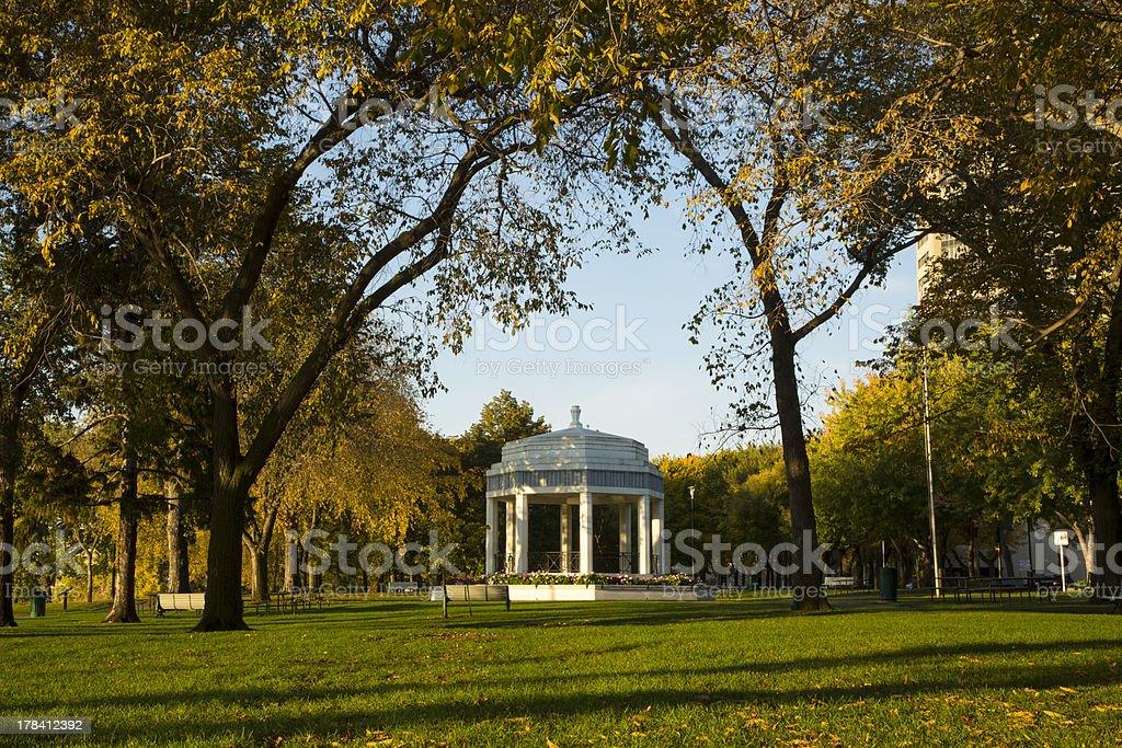 Saskatoon Vimy Memorial royalty-free stock photo