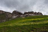 Sass Pordoi (Dolomites)