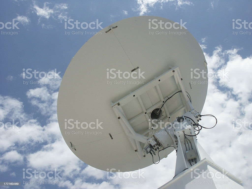 Satellite II royalty-free stock photo