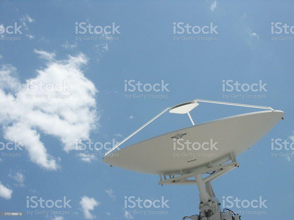 Satellite III royalty-free stock photo