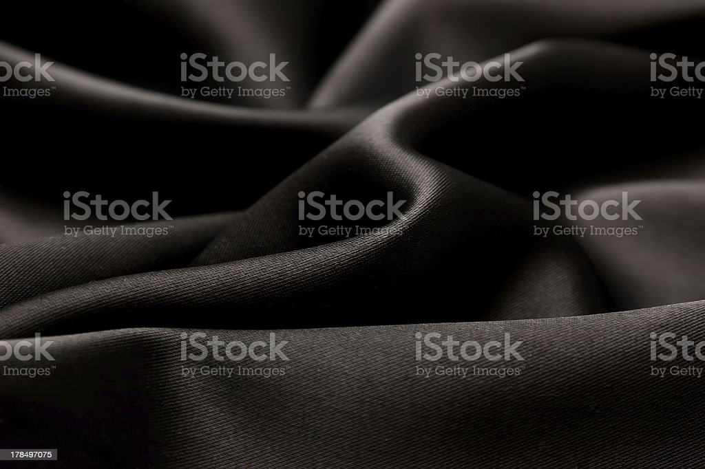 Satin fabric royalty-free stock photo