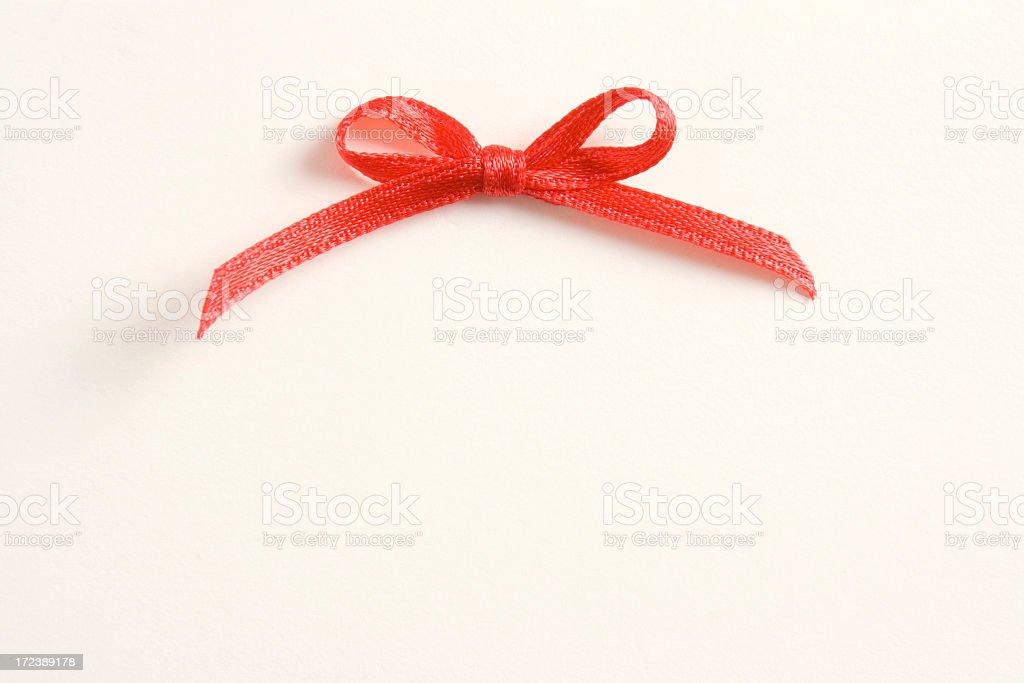 Satin ribbon royalty-free stock photo