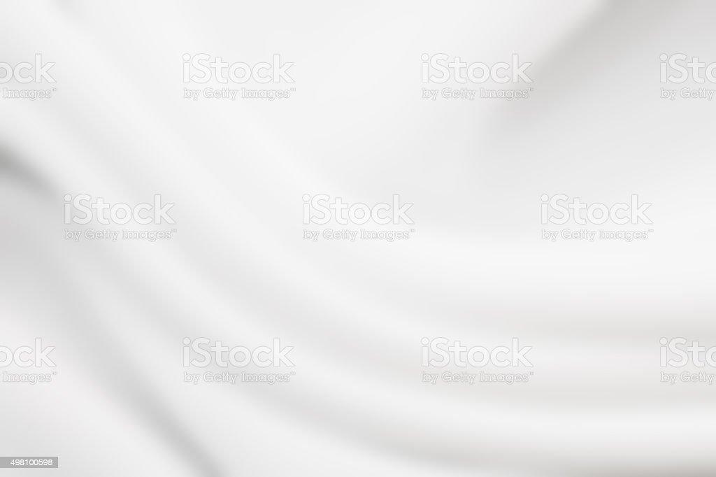 Satin textile. stock photo