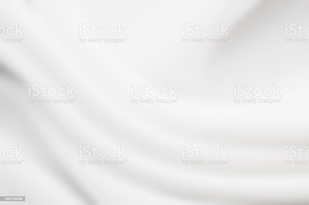Satin textile. stock photo