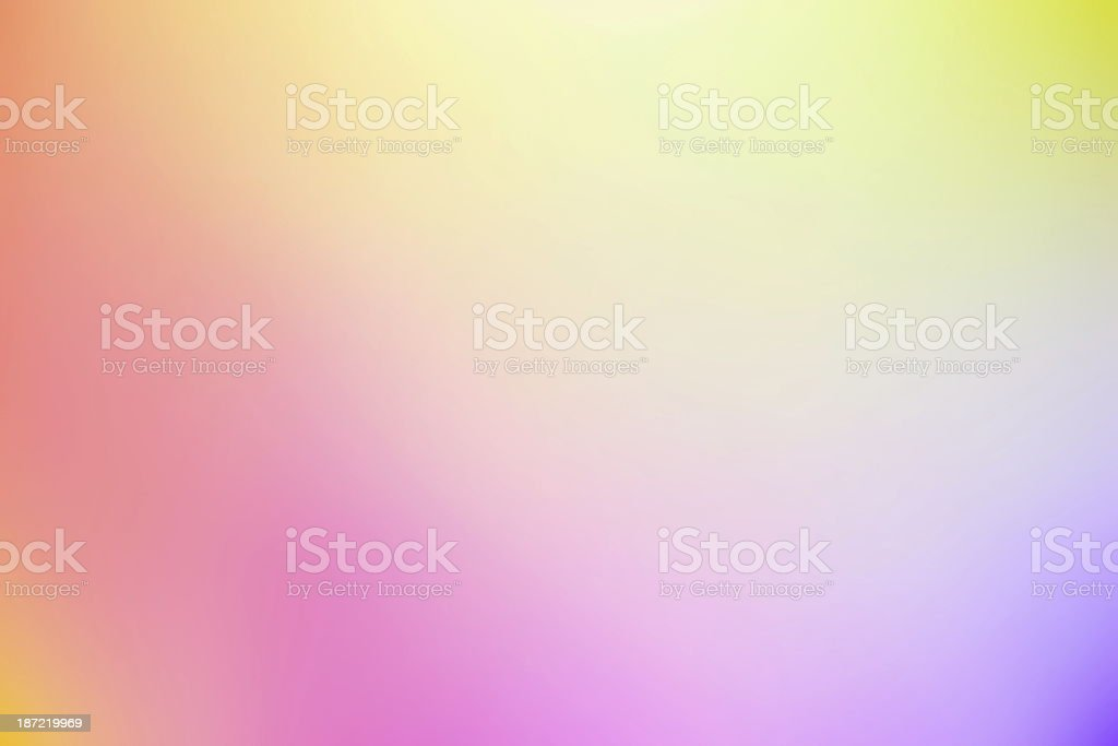 Saturated mixed pastel background royalty-free stock photo