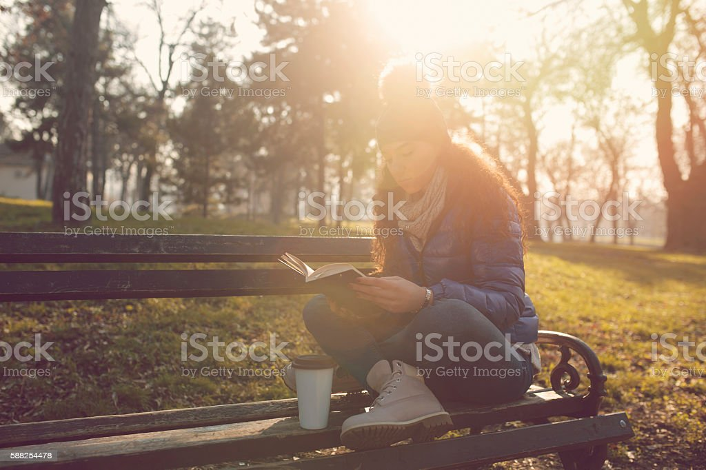 Saturday morning stock photo
