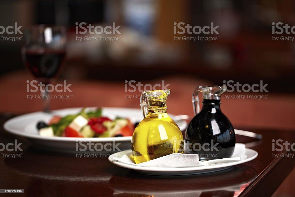 Sauces stock photo
