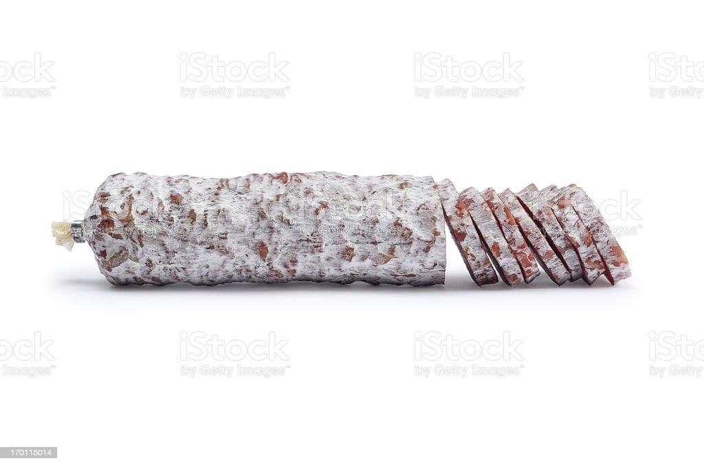 Sausage royalty-free stock photo