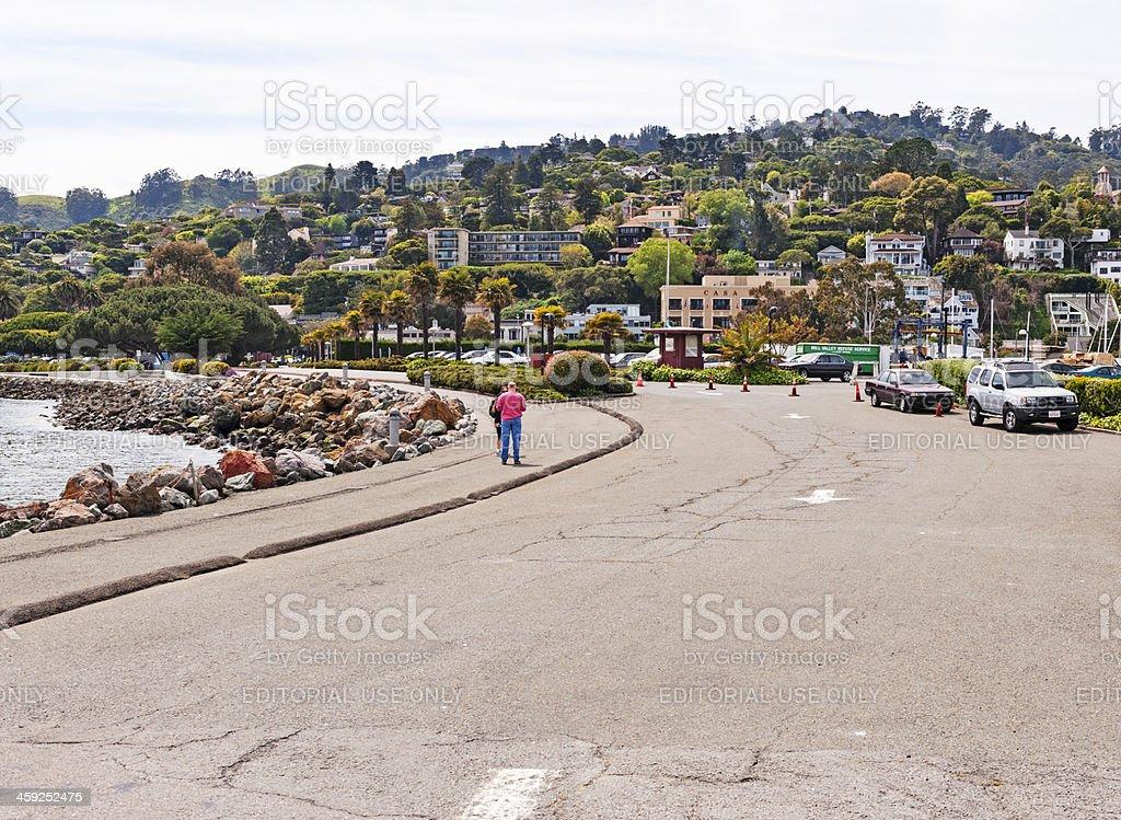 Sausalito Views royalty-free stock photo