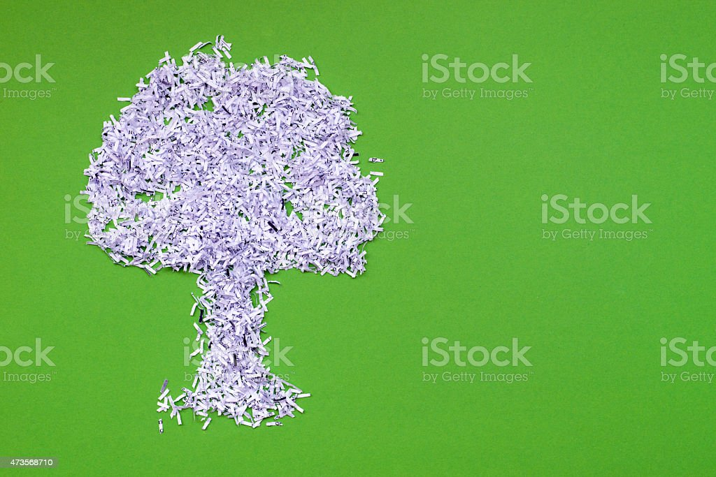 save a tree stock photo